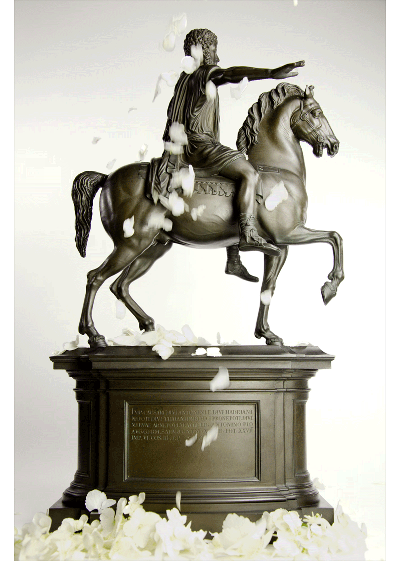 analysis of equestrian statue of marcus aurelius essay Marcus aurelius was born on april 20, 121 ad into a family of royalty his uncle and adoptive father, antoninus pius, was the emperor of rome.